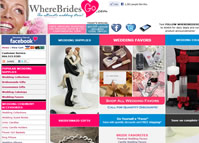 Wedding Accessories by Where Brides Go (TM)